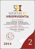 Issue of Scientific Journal No. 2014-02