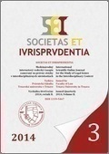 Issue of Scientific Journal No. 2014-03